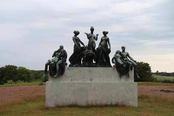 Rudolf Tegner Hornbæk museum og udstilling