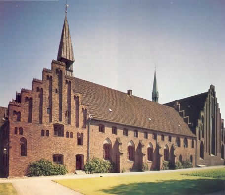 The Church of St. Mary Danmark