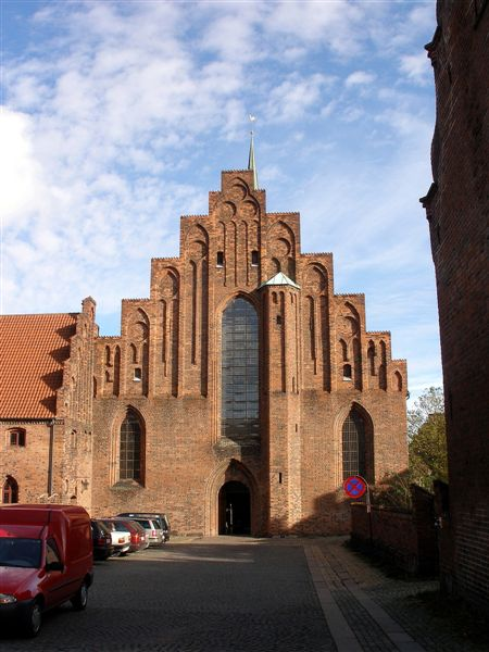 Sct. Mariæ Kirke Helsingør