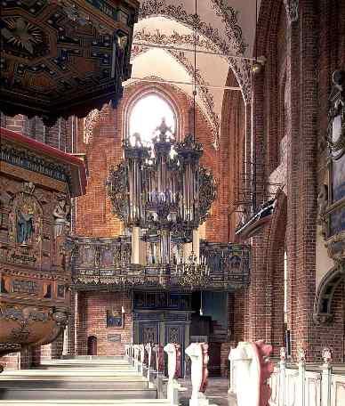 Sct. Mariæ Kirke  Helsingoer