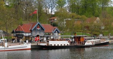 Hjejlen Silkeborg silkeborgsøerne