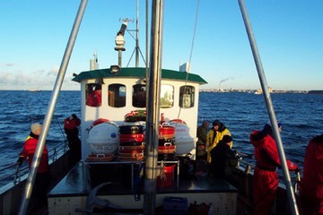 Lystfisketure med SKJOLD Hornbæk