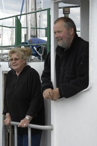 Helsingør fisk Havfiskere lystfiskere Skjold