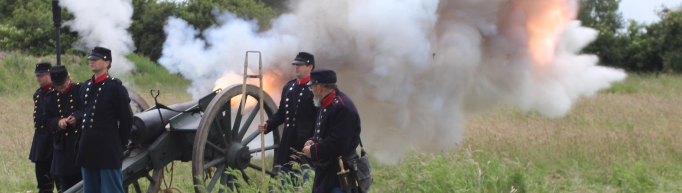 Slaget om Dybbøl i 1864