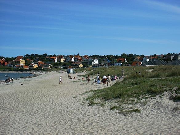 Hundested strand Nordsjælland