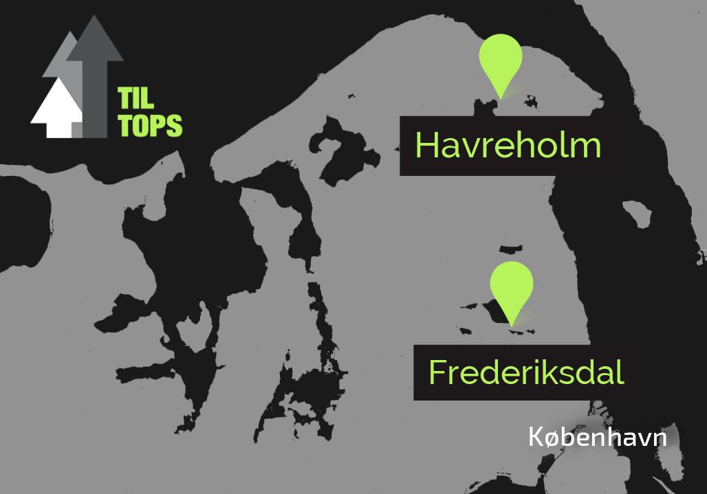 Til Tops Klatreanlæg Havreholm