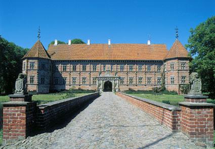 Voergaard Slot Dronninglund