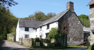 Great Sloncombe Farmhouse B&B  Moretonhampstead