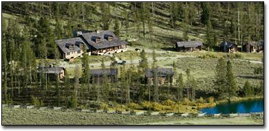 Rocky Mountain Ranch Idaho