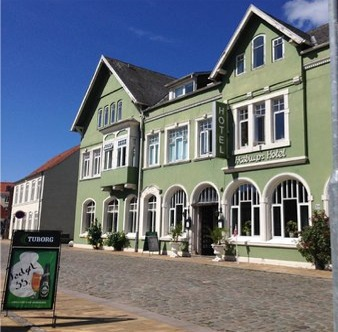 Hostrups Hotel Tønder Tønder