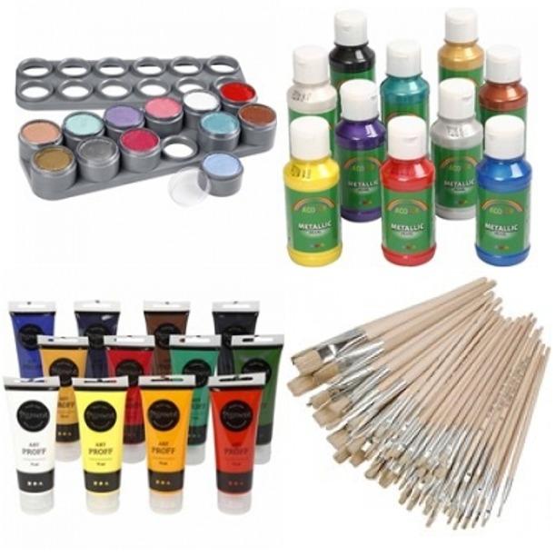 billigste hobbyartikler dekoration billedkunst kontorartikler og tilbud