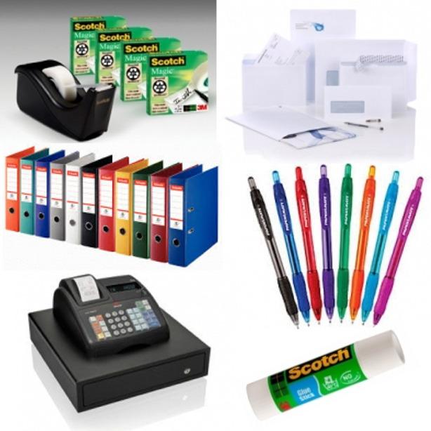 billigste konvolutter brevordnere  ringbind kontorartikler og tilbud