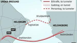 Ny bro Helsingør Helsingborg Helsingør