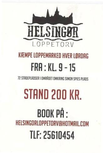 Helsingør Loppemarked