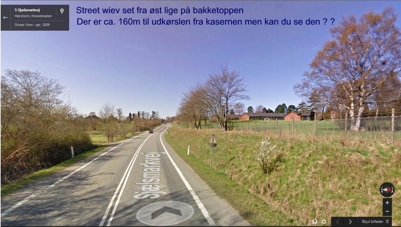 Trafiksikkerhed Udrejsecenter Sjælsmark - Center Sandholm