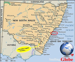 New South Wales Australia